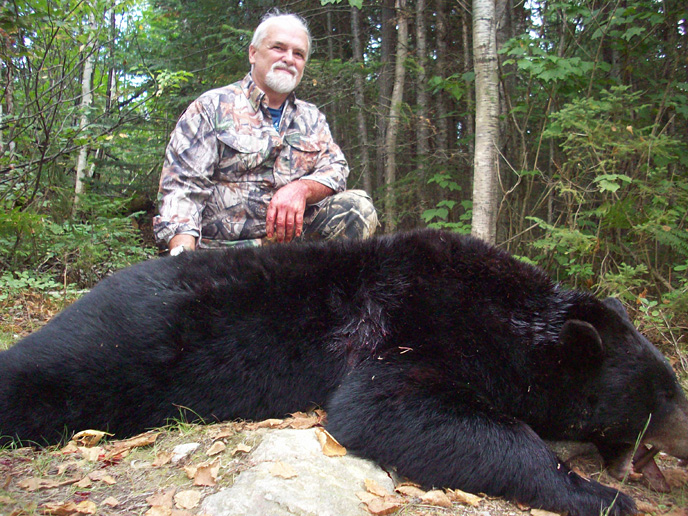 Chapleau Black Bear Hunting